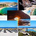 Top 5 des <b>plages</b> du Maroc par Aido Car Casablanca location voiture