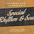 Try Rock & Roll # 109 - SPECIAL RHYTHM & SOUL