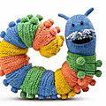 Doug the <b>Caterpillar</b> - Helen Javes
