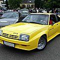 Opel manta gt/e série b, 1982 à 1988