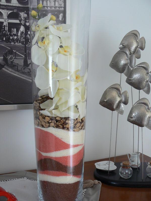 Awesome Décoration Vase Sable Coloré Gallery - Joshkrajcik.us ...