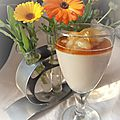 Crème poires bergamote