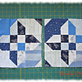 Quilting bee # août
