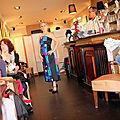 robe bustier sandra
