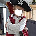 Petit pirate !