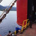 Escale à Puerto Edén, Chili, 2003