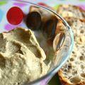 Caviar d'aubergines...au gingembre !