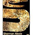 ~ Indian Blues, Sherman Alexie