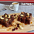 <b>Brownies</b> chocolat ultra gourmand !