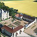 Un château qui fait renaître l'imaginaire des contes de fées...