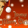 Merry christmas / joyeux noël