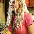 Zoom sur le cuir d'ananas !!!!