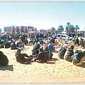 In Salah : Mouvement anti-gaz de schiste