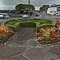 Rond-point à <b>Ipswich</b> (Australie)
