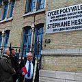 N'oublions pas stéphane hessel et son combat.