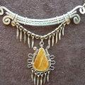 Bijoux métal/ argent: sertissage, martelage...