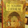 Tintin : le <b>sceptre</b> <b>d</b>'<b>Ottokar</b>, Hergé, 1948, disponible