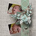 A walk down memory lane de angelique scrap