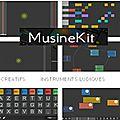 Musinekit (la muse en circuit)