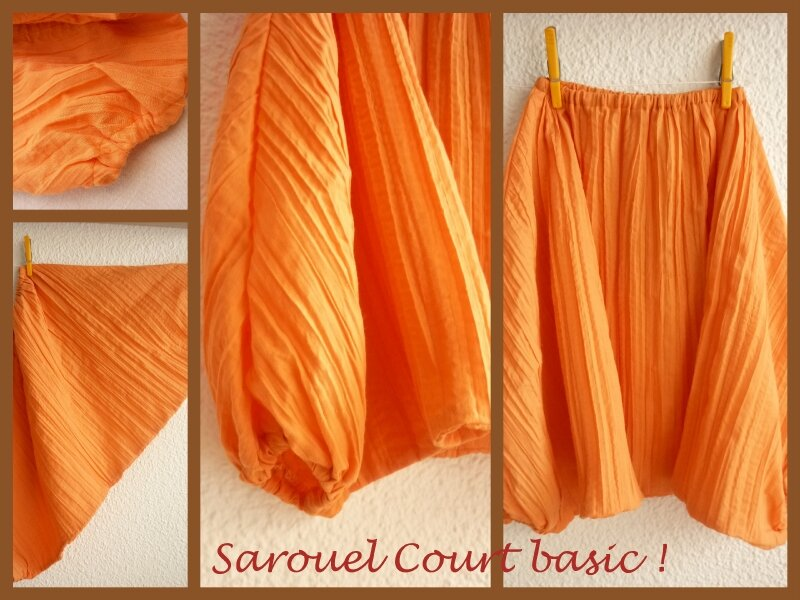 Sarouel Court