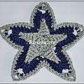 Roselaine665 granny crochet motif 144