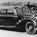 Les voitures du reich : la ia-125521 cabriolet d du ministère de l'air
