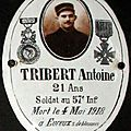 TRIBERT Antoine