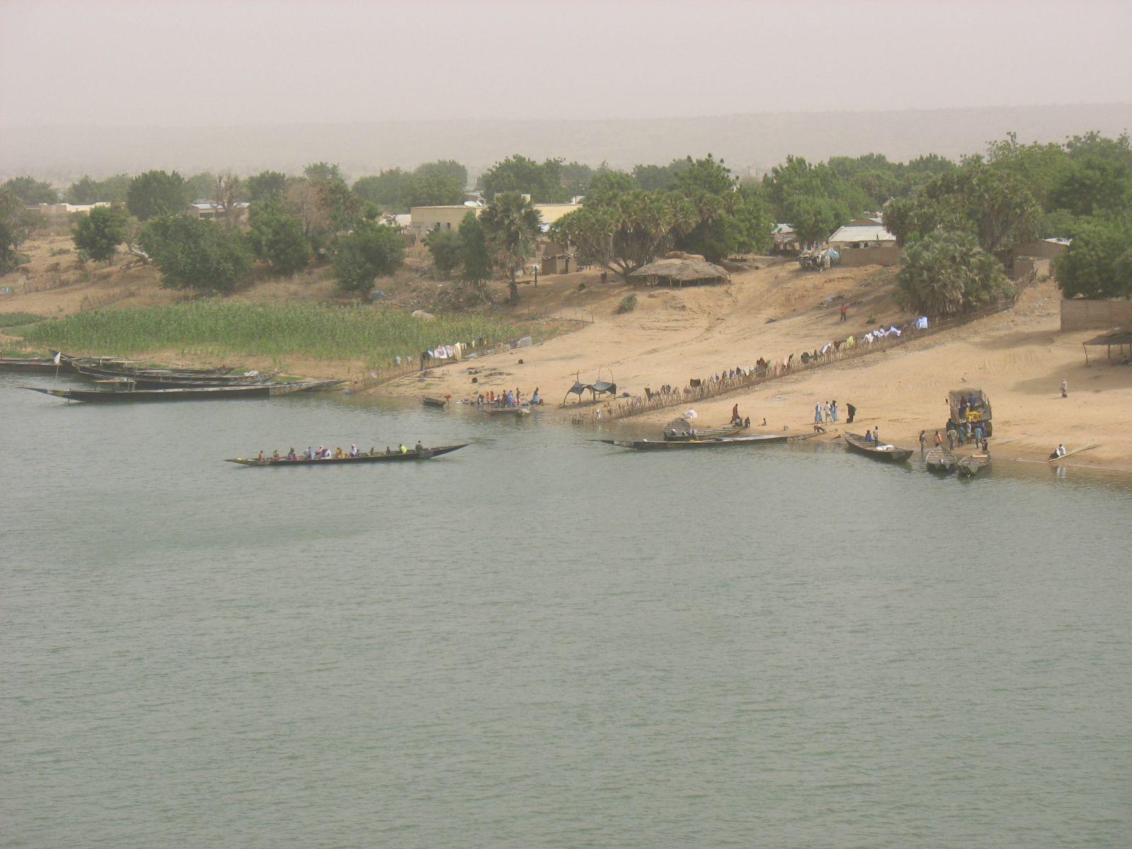 Sur l'autre rive, la Mauritanie - Bakel