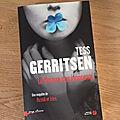 J'ai lu Le Martyre des innocents de Tess Gerritsen (<b>Editions</b> <b>Presses</b> de la <b>Cité</b>)