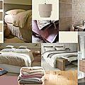 Projet client: ambiance naturelle pour une <b>chambre</b> d'amis