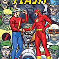 DC Rebirth Flash 750 / 80th anniversary special