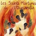 Prière litanique aux saints martyrs d'ouganda