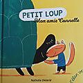Petit <b>loup</b>, mon amie cannelle