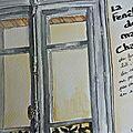 Les défis de charlotte: n°7 la fenêtre de notre chambre