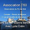 conférence Pic du Midi