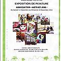 Exposition : arts et joie