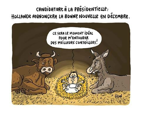 ps hollande humour election president