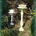 Déco Alice in Wonderland pour mon jardin