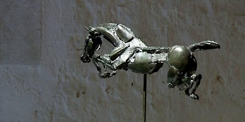 chevalsculpture