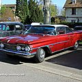 Oldsmobile super 88 scenic hardtop coupe de 1959 (Retrorencard avril 2012) 01