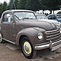 Fiat 500c topolino découvrable 1952