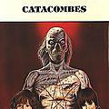 Catacombes - serge brussolo