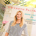Cooking with <b>Gwyneth</b> ...