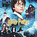 Harry potter à l'école des sorciers - le film