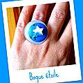 Bague Etoile (B95)