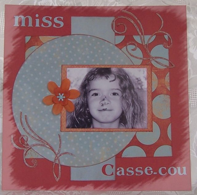 Miss casse-cou