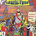 Carnaval d'hiver cassel 2018