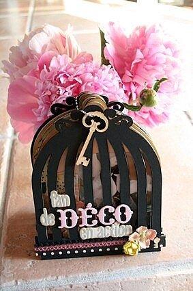 mini album fan de déco - 01 juin 2010