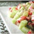 Salade à la marie antoinette !!