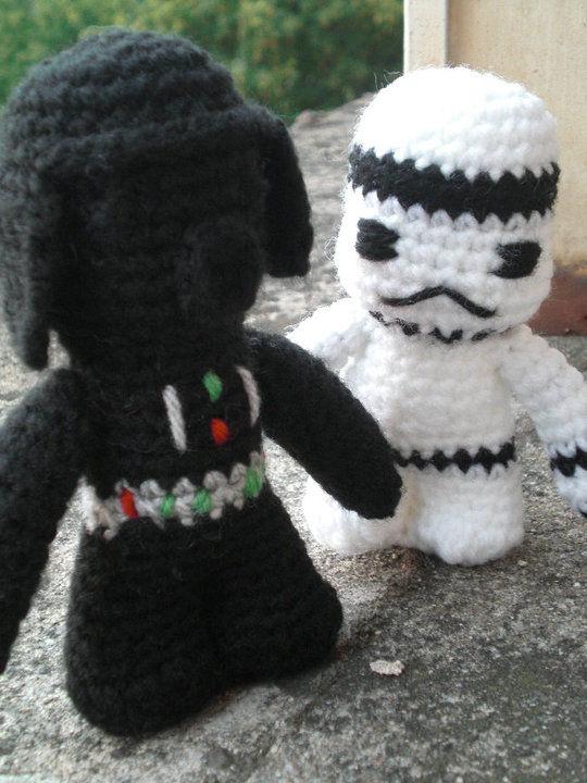 DarkVador & Startrooper - Eté 2010